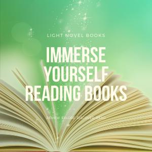 Light Novel Books